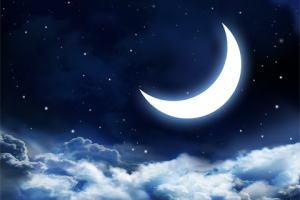 139-crescent-moon-background