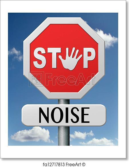 stop-noise