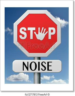 stop-noise